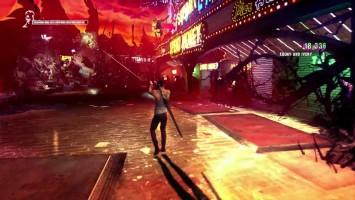 """DmC Devil May Cry: Definitive Edition """"первые 30 минут геймплея"""""""