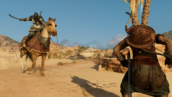 """Assassin's Creed: Origins """"Warden's Oath Outfit Replacer"""""""