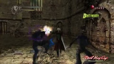 "Devil May Cry HD Collection ""Релизный трейлер"""