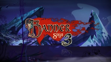 Kickstarter трейлер The Banner Saga 3