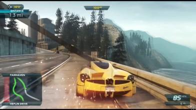 Геймплей августовского билда Need for Speed Most Wanted 2012