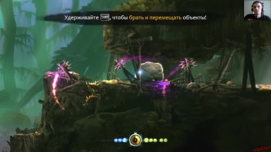 Ori and the Blind Forest Definitive Edition ПРОХОЖДЕНИЕ - Ч2