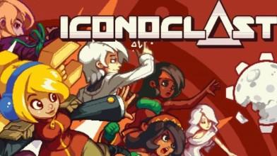 Прекрасная метроидвания Iconoclasts станет доступна на Switch 2-го августа