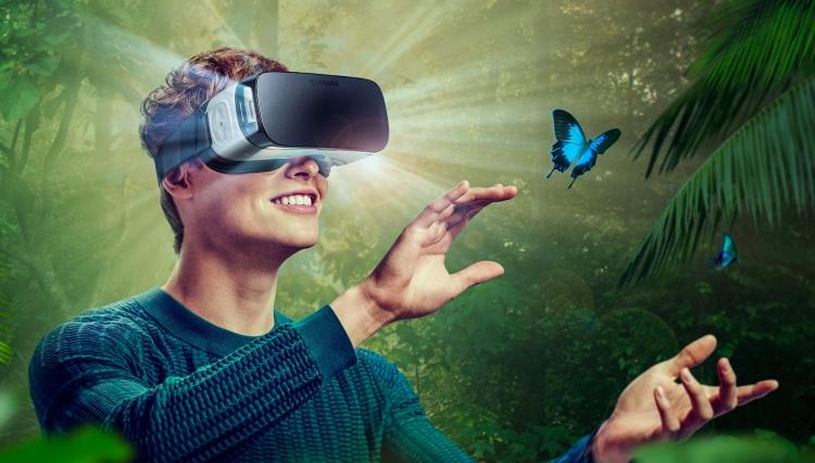 Прототип автономного VR-шлема— Самсунг ExynosVR