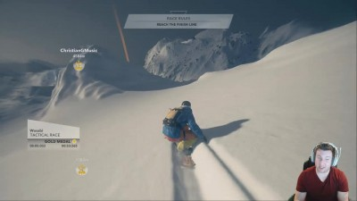 STEEP - The Struggles
