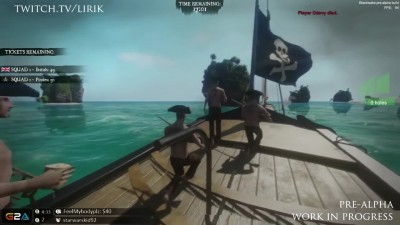 Blackwake - Kickstarter трейлер