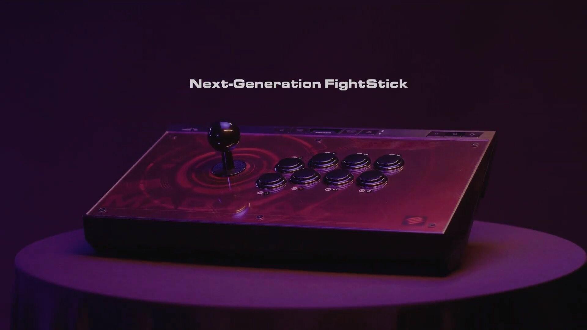 Представлен игровой манипулятор Mad Catz Ego Arcade FightStick и геймпад Cat 7
