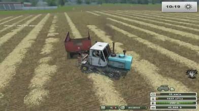 "Farming Simulator 14 ""Изучаю технику"""