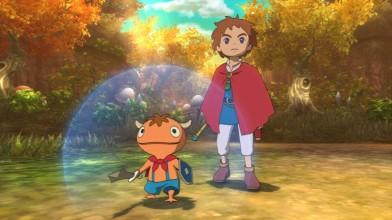 Ni no Kuni: Dominion of the Dark Djinn для Nintendo DS теперь можно пройти на английском