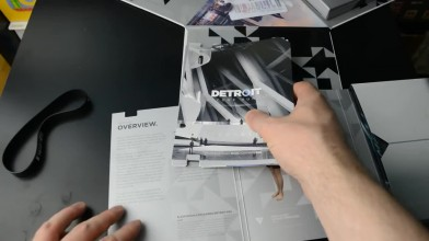 Unboxing Detroit: Become Human - Press Kit Edition