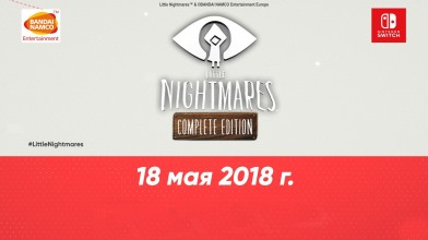 Little Nightmares: Complete Edition выйдет на Nintendo Switch