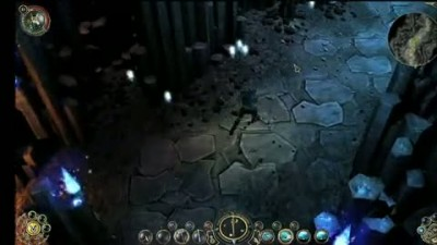"Sacred 2: Fallen Angel ""GC 2008: Spiral Staircase Gameplay"""