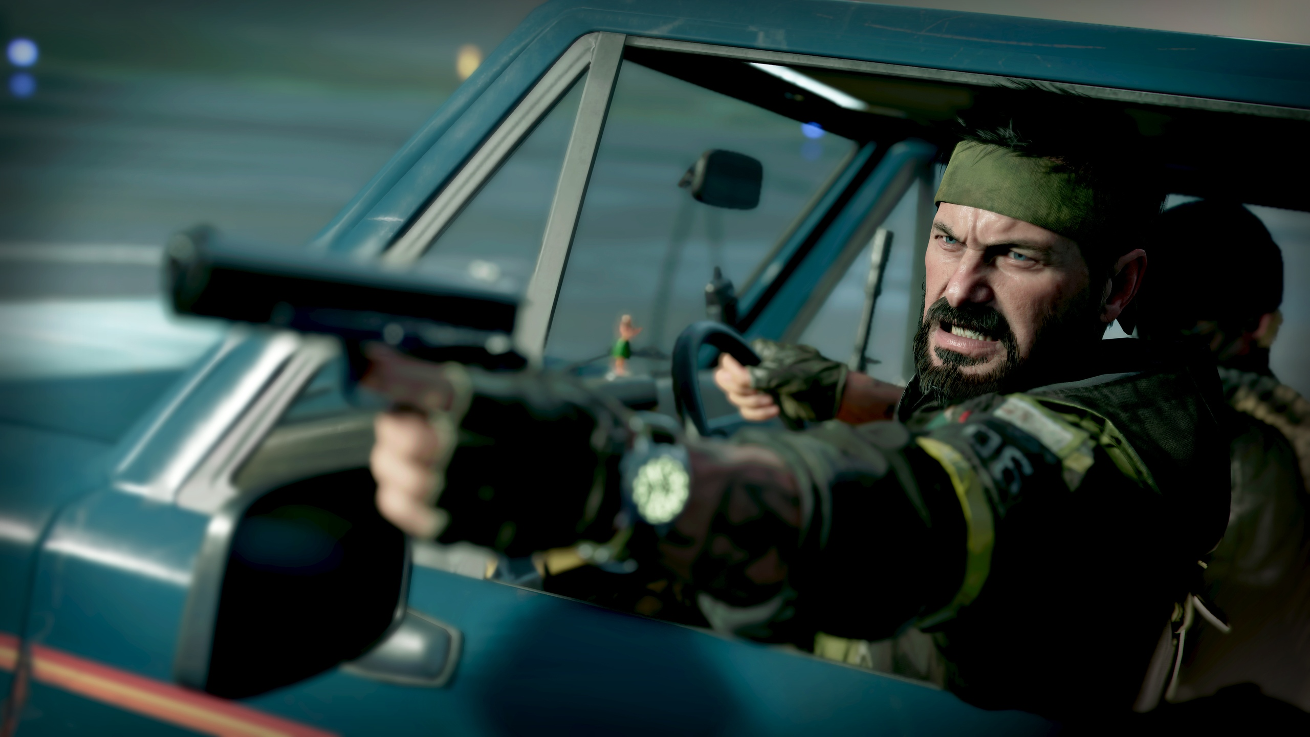 Скриншоты Call of Duty: Black Ops Cold War, релиз состоится 13 ноября