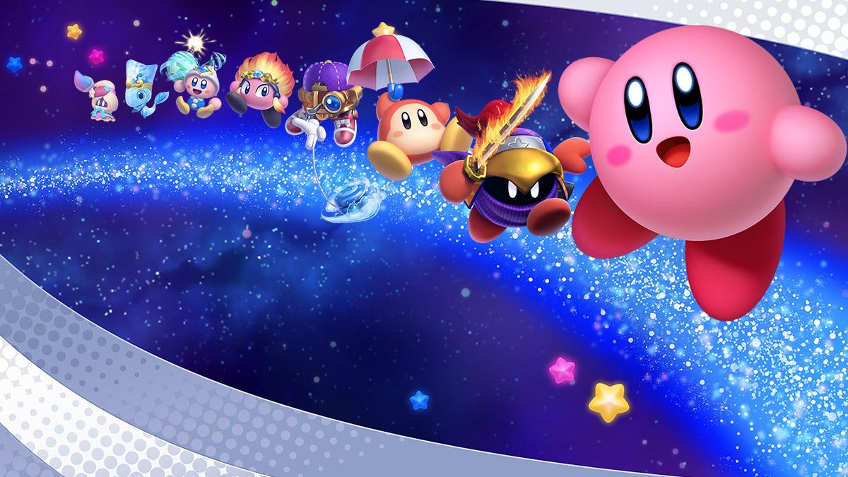 Kirby Star Allies - опубликован трейлер нового DLC для ...