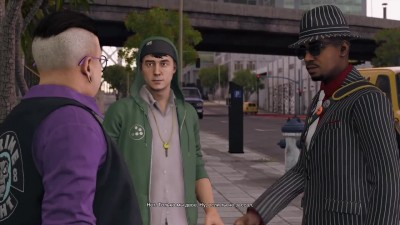 "Watch Dogs 2 - DLC ""Биотехнологии"""