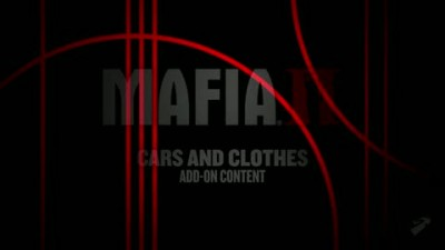 "Mafia 2 ""Cars and Clothes Add-On Trailer"""