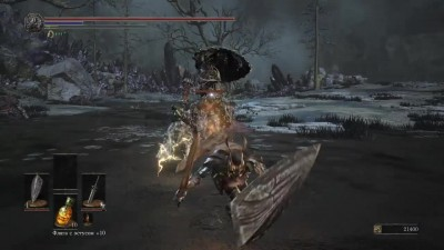Dark Souls 3 The Ringed City - прохождение 5