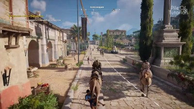 Пасхалки в Assassin's Creed Origins