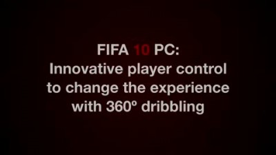 "FIFA 10 ""360 Degrees Dribbling Trailer"""