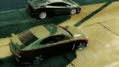 "Need for Speed Undercover ""Highway Battle Trailer"""