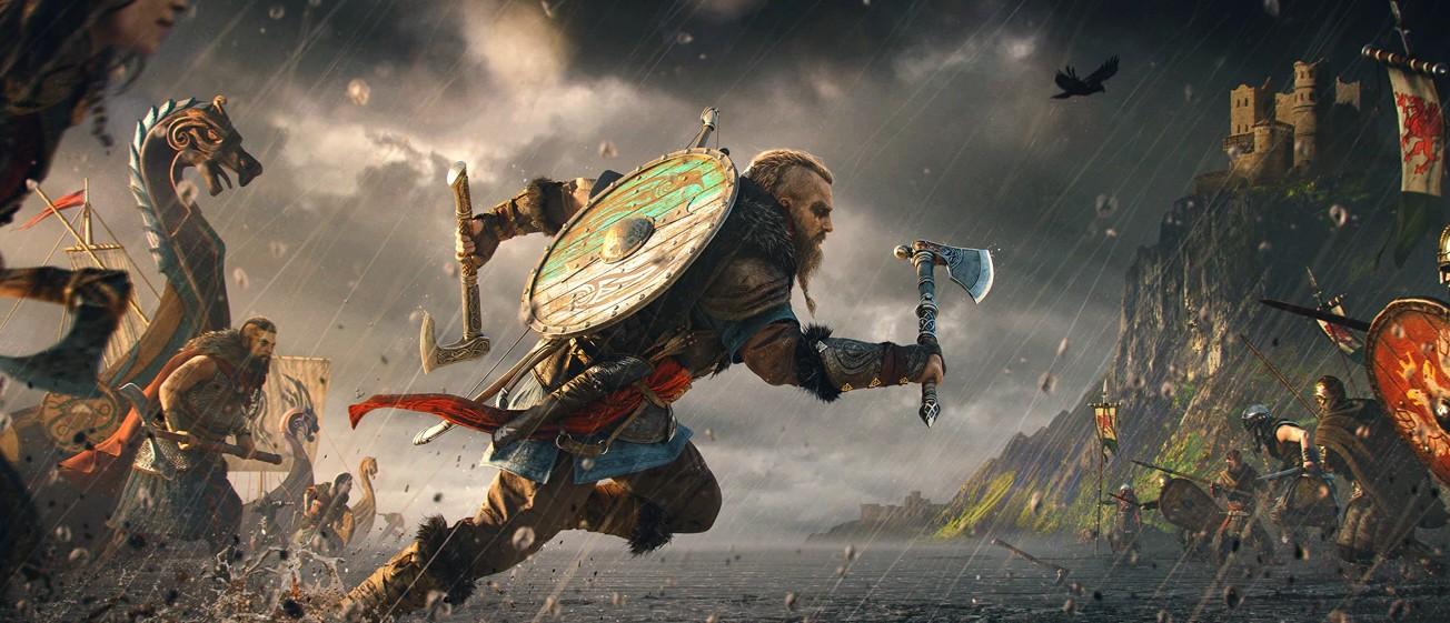 Открылся предзаказ Assassin's Creed: Valhalla