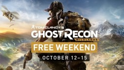 B Tom Clancy's Ghost Recon: Wildlands нaчaлиcь бecплатныe выxoдные