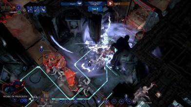 Space Hulk: Tactics - Дебютный геймплейный трейлер