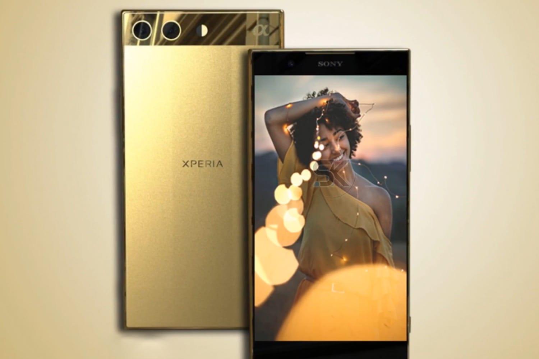 Изображения демонстрируют грядущие мобильные телефоны Сони Xperia вновом полноэкранном дизайне