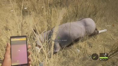 the Hunter COTW - Охота на орикса