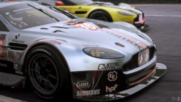 Project CARS - новое дополнение Aston Martin Track Expansion