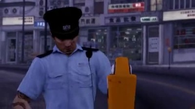 "Sleeping Dogs ""Wei the officer: Intro montage"""