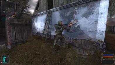 Зона...S.T.A.L.K.E.R.: Shadow of Chernobyl спустя 11 лет...