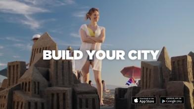"SimCity BuildIt ""Трейлер """