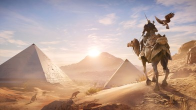 Директор Assassin's Creed: Origins ищет сценариста для ААА-игры
