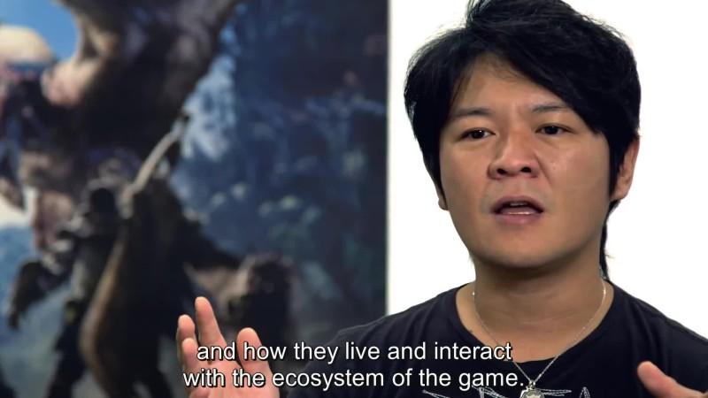 Третий дневник разработчиков Monster Hunter World посвящен дизайну оружия