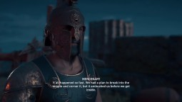 Assassin's Creed Odyssey's Медуза сюжет