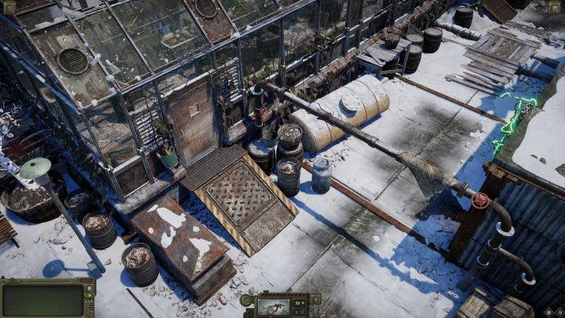 Анонсировано третье крупное обновление для ATOM RPG Trudograd