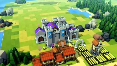 Kingdoms and Castles - Релизный трейлер средневекового градостроительного симулятора
