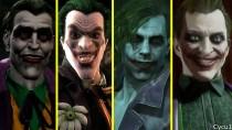 Сравнение Джокера в файтингах