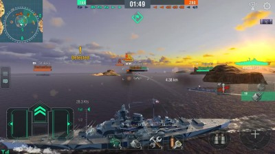Скачать world of warships.