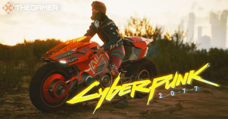 Cyberpunk 2077 отдает дань уважения корням жанра с помощью мотоцикла в стиле Акиры