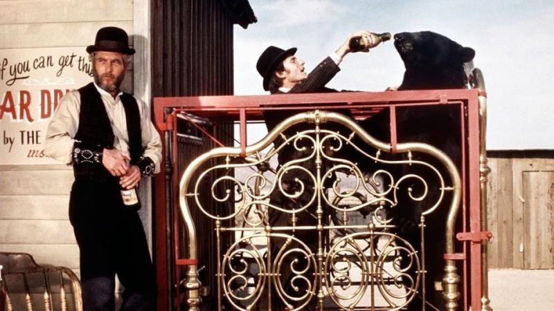 В комедийной ленте «Жизнь и времена судьи Роя Бина» (1972) главную роль исполнил Пол Ньюман