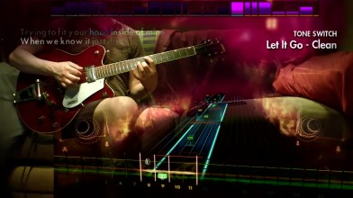 "Rocksmith Remastered - DLC - Guitar - James Bay ""Let It Go"""