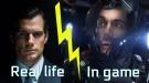 Новый трейлер Squadron 42 сравнивает своих детализированных персонажей с настоящими актерами