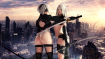 Продажи NieR: Automata превысили 4.5 миллиона копий