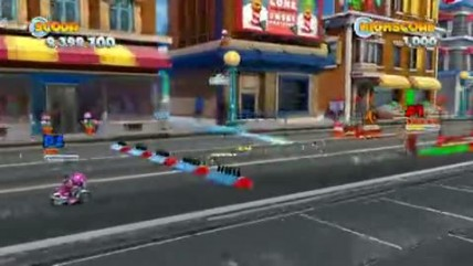 "Joe Danger: The Movie ""Геймплей #1"""