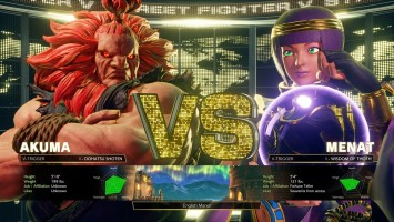 Множество подробностей и снимков экрана Street Fighter V: Arcade Edition!