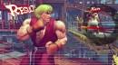 "Ultra Street Fighter 4 ""Тест частоты кадров PS4"""
