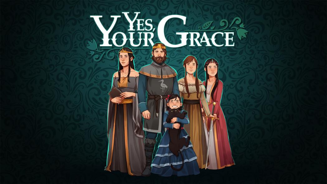 Симулятор управления королевством Yes, Your Grace выйдет в начале марта