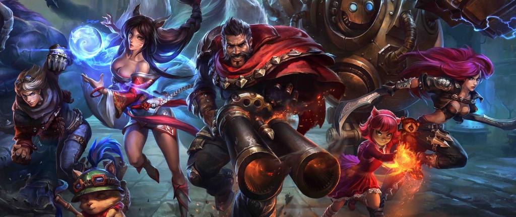 League Of Legends игру скачать - фото 7